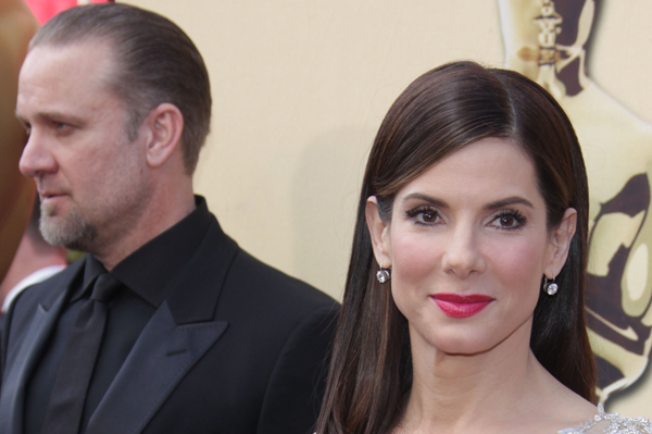 Sandra Bullock and Jesse James split