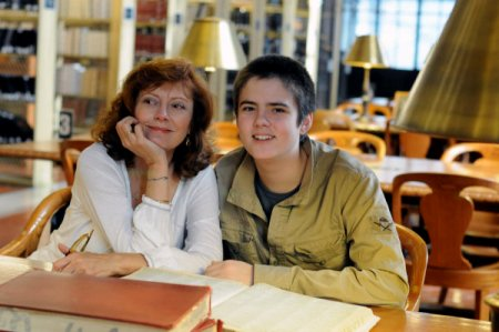Susan Sarandon and her son venture into their past