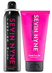 Sevin Nyne Tanning Mist & Self-Tanning Lotion Duo
