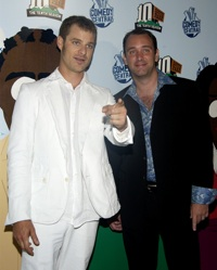 South Park creators Trey Parker and Matt Stone