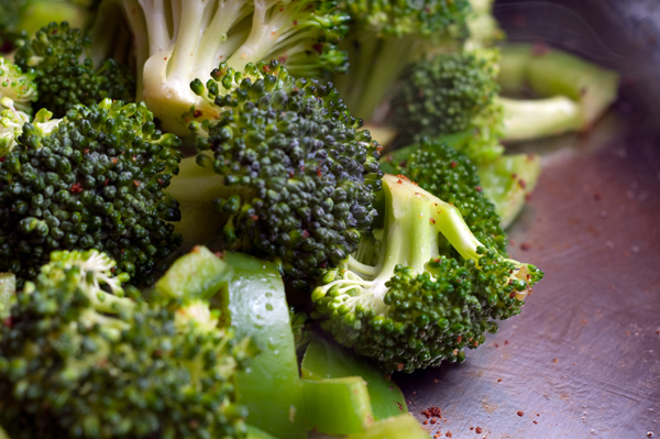 Thai Sweet & Spicy Broccoli