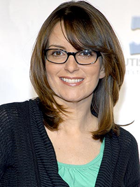 Tina Fey hosts SNL