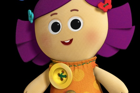 Toy Story 3 new character, Dolly