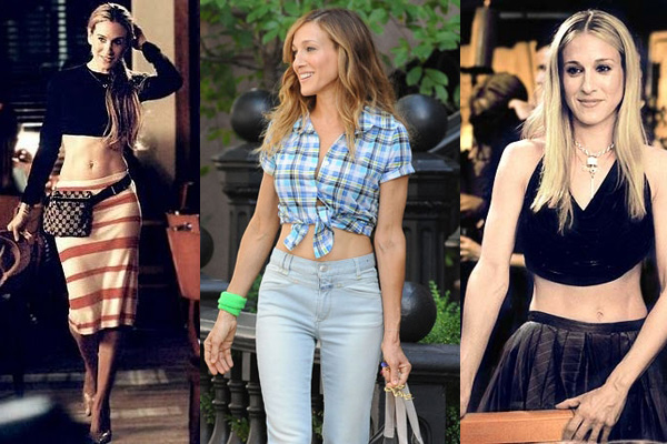 10 Styles Only Carrie Bradshaw Could Wear