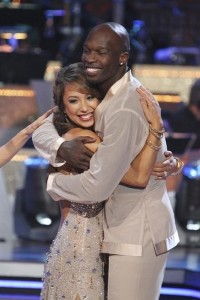 Dancing with the Stars says goodbye to Chad