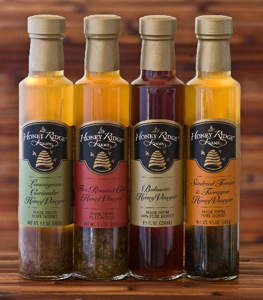 Honey Ridge Honey Vinegars