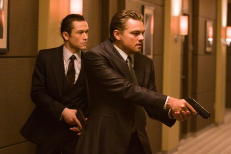 Leonardo DiCaprio searches for Inception
