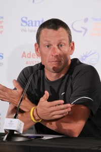 Another baby for Lance Armstrong