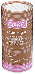 Satin Sugar Hair & Body Refreshing Powder by Cake