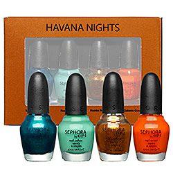 OPI Havana Nights