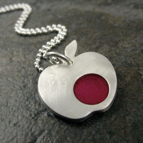 Forbidden Fruit Necklace