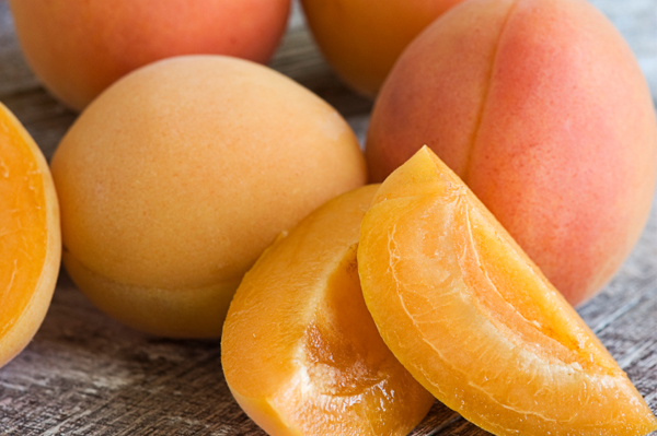 Tender, sweet apricot treats
