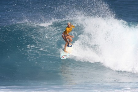 Bethany Hamilton is a surfing sensation and inspiration
