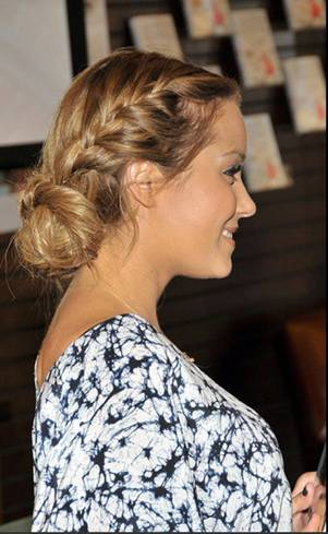 BRAID AND BUN