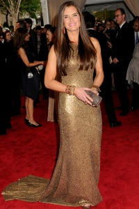 Brooke Shields: Still glam