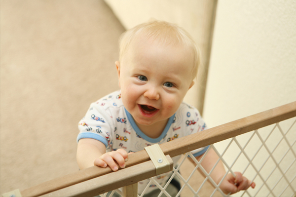 Home childproofing