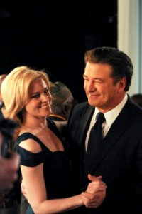 Elizabeth Banks and Alec Baldwin