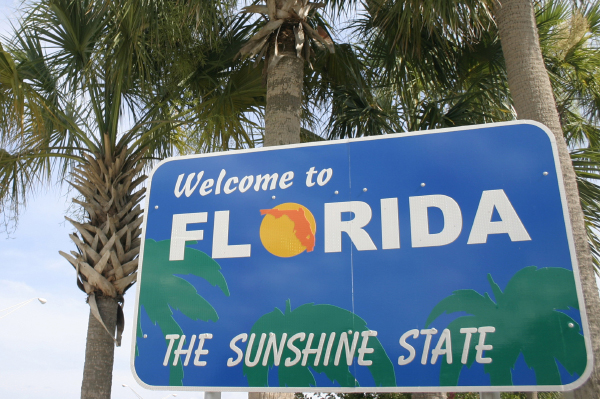 Florida Sign