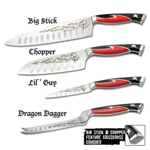 Guy Fieri knives