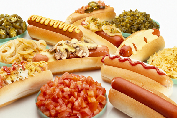 Delicious dogs