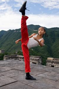 Jaden Smith in Karate Kid