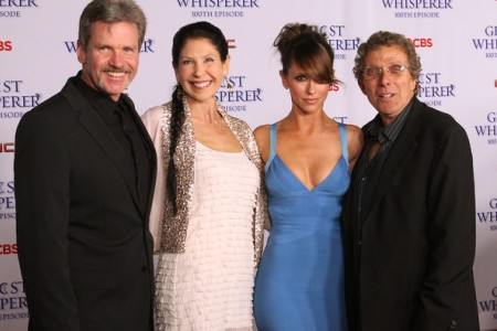 John Gray, Kim Moses, Jennifer Love Hewitt and Ian Sander