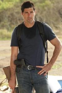 Lost star Matthew Fox