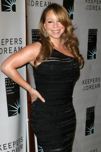 Is Mariah Carey expecting?