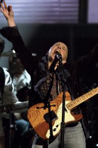 Melissa Etheridge at the 2005 Grammys