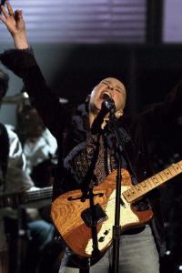 Melissa Etheridge at the 2005 Grammys