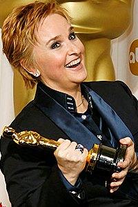 Melissa wins an Oscar