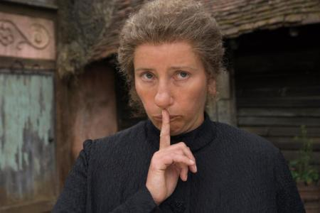 Emma Thompson is Nanny McPhee