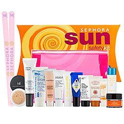 Sephora Sun Safety Kit 2010