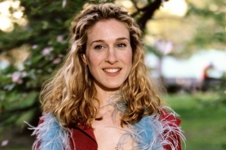 SJP in Sex and the City: Season one