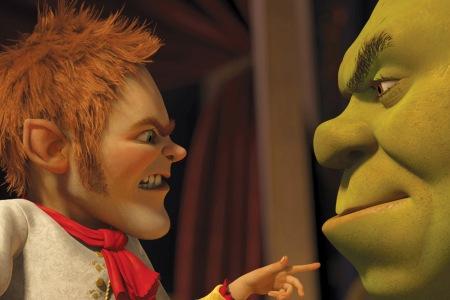 Shrek makes a deal