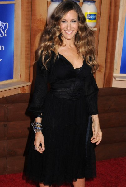 SJP at the Meet the Morgans premiere