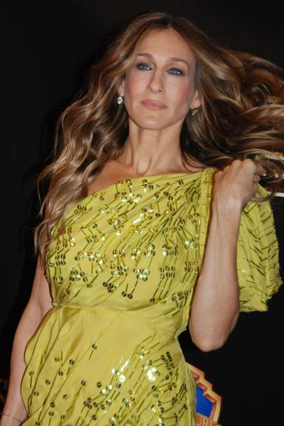 SJP at the SATC premiere