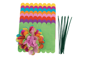 Get crafty with flowers!