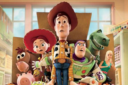 Toy Story 3 brings the Toys all back