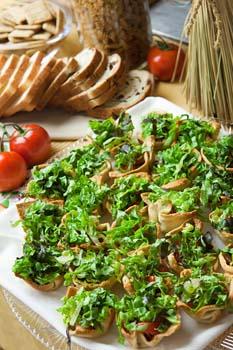 BLT tartlets recipe