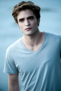 Robert Pattinson is Edward Cullen