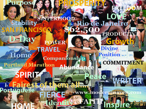 Create a vision board