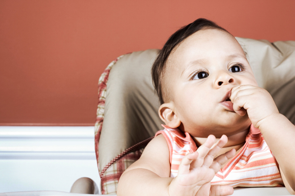 Is your baby ready to eat real food?