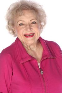 Hot in Cleveland's Betty White