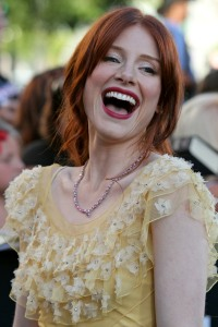 Bryce Dallas Howard at the Eclipse premiere