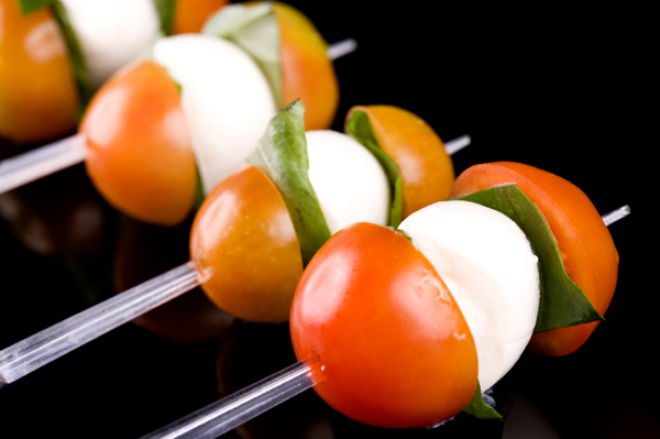 Caprese Bites