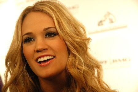 Carrie Underwood wins big at the CMAs
