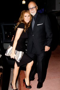 Celine Dion is expecting twins