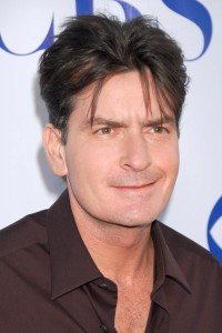 Charlie Sheen's car stolen