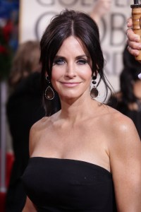 Courteney Cox after